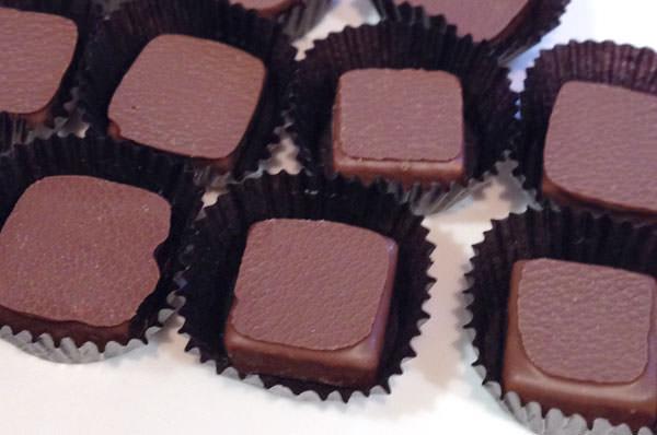 帝国ホテル バレンタイン限定チョコレート ノワゼットセサミ タイトル画像