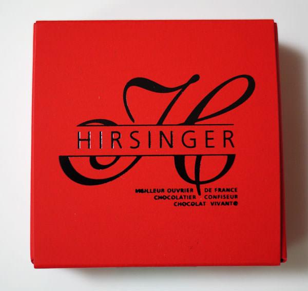 イルサンジェー 赤いパッケージ 正面からの画像