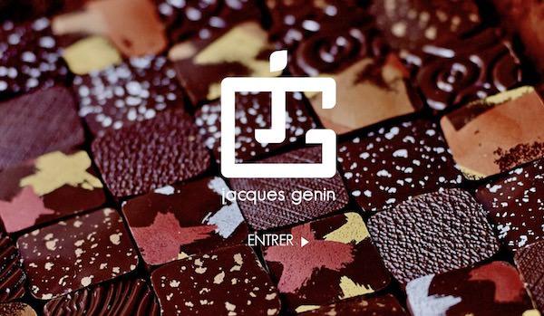 jacques genin fondeur en chocolat(ジャック・ジュナン)