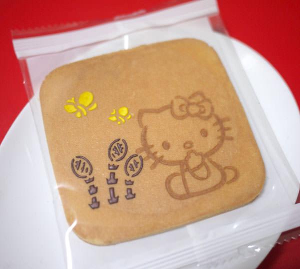 松崎煎餅 ハローキティ三味胴 タイトル画像