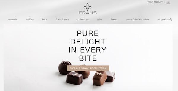 Fran's chocolate(フランズチョコレート)